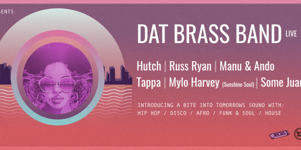 Bite Size Funk & Soul Launch Party with Dat Brass!